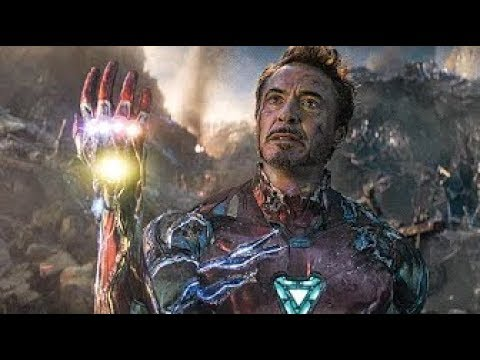 Download AVENGERS 4 ENDGAME (2019) MOVIE-I Am Iron Man Snap Scene FINAL BATTLE SCENE IRON MAN VS THANOS