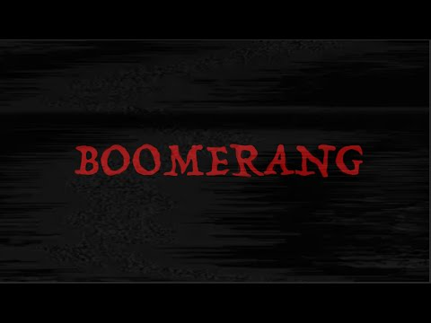 Ambré Perkins - Boomerang (Lyric Video)