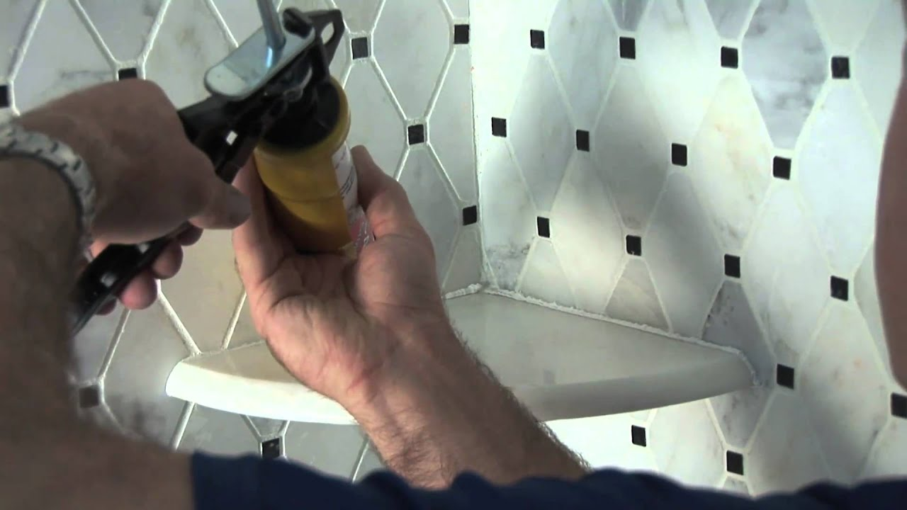 Corner Shower Shelf Installation Video Shower Tile Ideas For Your