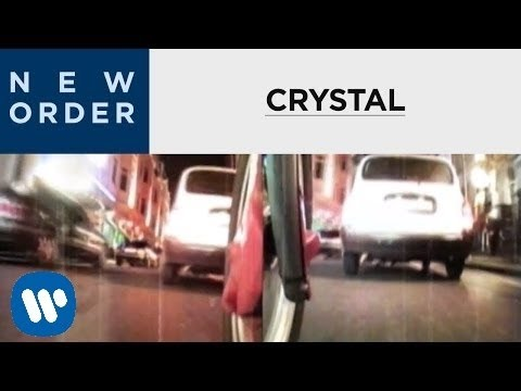 New Order - Crystal (Gina Birch Video) [OFFICIAL MUSIC VIDEO]