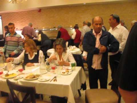 Shabbat Celebration At Royal Plaza Hotel, Tiberias Israel