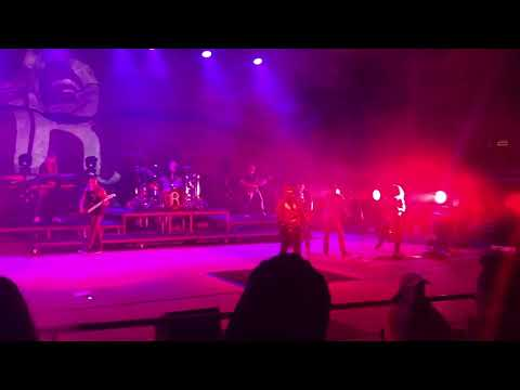 Rebelution featuring Hirie  Roots Reggae Music  at Red Rocks 91517