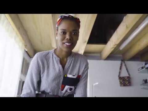 Naaiatelier Djamila Fashion - Promotiefilm