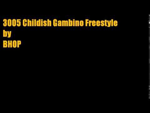 childish gambino lyrics 3005 - photo #9
