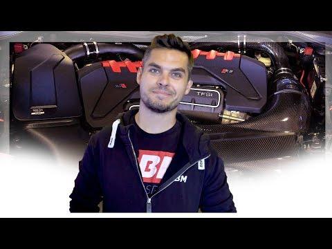 Carbon vs Plastik / Air Intake Ansaugung im Audi TTRS by BBM mit Eventuri und HF Series
