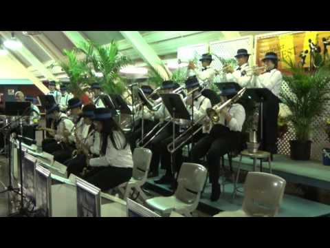 4-22-2016: Kailua High School Jazz Band