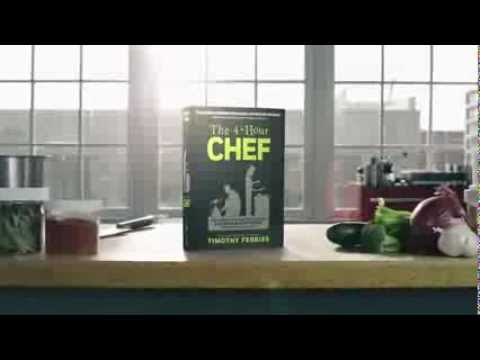 The 4-Hour Chef - Official Trailer - Cinematic