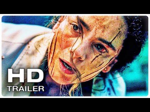 ЛЮДИ ИКС׃ НОВЫЕ МУТАНТЫ Русский Трейлер #2 (2020) Мэйси Уильямс, SuperHero Marvel X-Men Movie HD