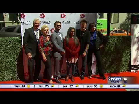 6 more stars added to Canada's Walk of Fame