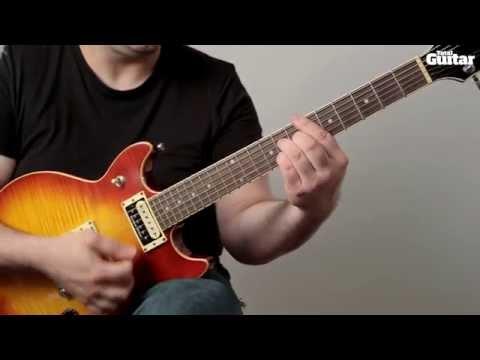 Guitar Lesson: RGT Performance Award - Level Four rhythm guitar