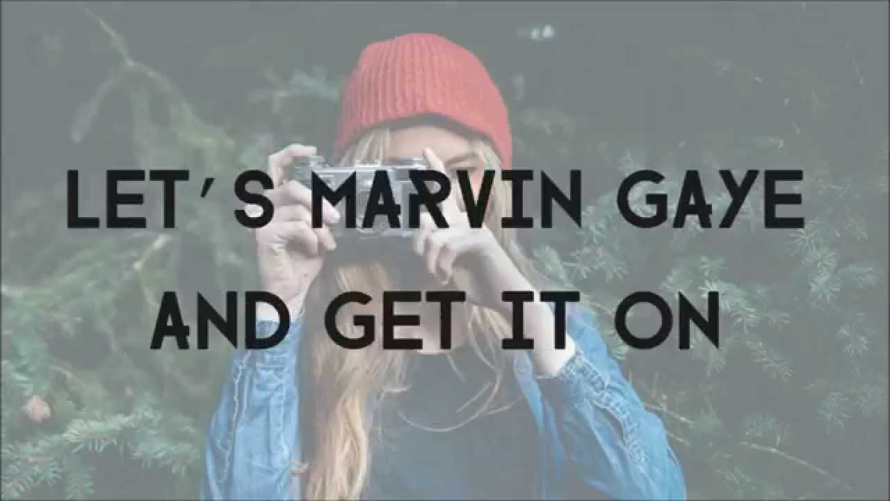 lets marvin gaye and get it on lyric
