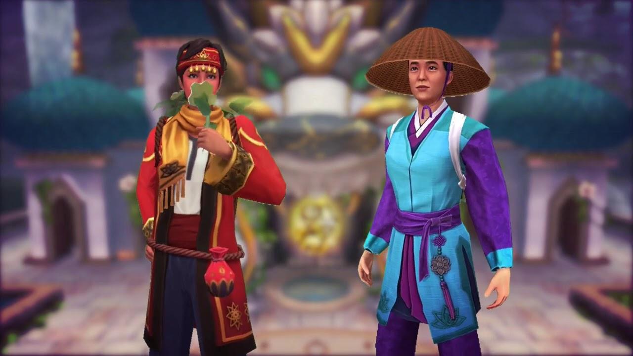 Temple Run 2 - The Enchanted Palace Teaser