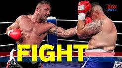 Dennis Lewandowski vs Boris Estenfelder - 10 rounds heavyweight - 02.09.2018 - Hamburg