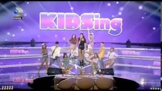 We found love ( Rihanna )- cover by Theo Rose -   Kanal D - prolog Kidsing