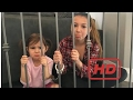 BABYSITTER AND LITTLE GIRL IN JAIL IRL! Little Girl pranks babysitter and both end up in Jail!