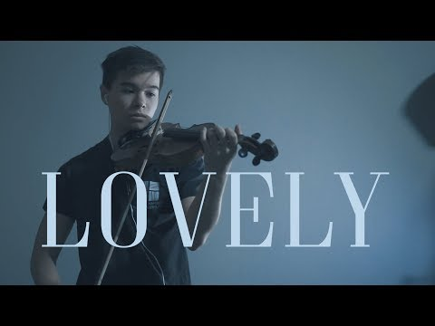 Lovely - Billie Eilish & Khalid -(Violin)