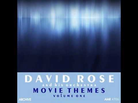 David Rose And His Orchestra - Theme From The Bad and the Beautiful