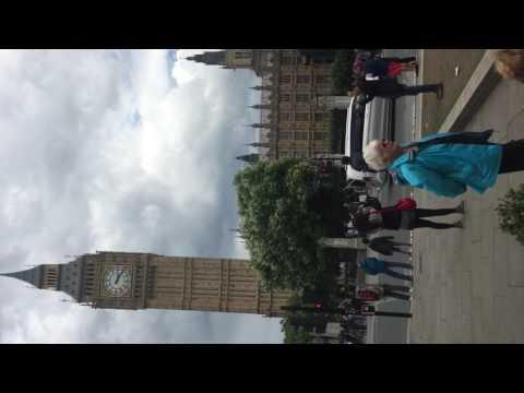 The magic city of London