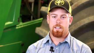 Meet young Oregon farmer Logan Padget