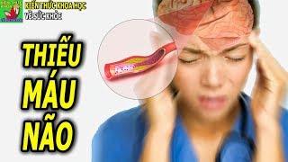 Thiếu máu não có những triệu chứng gì