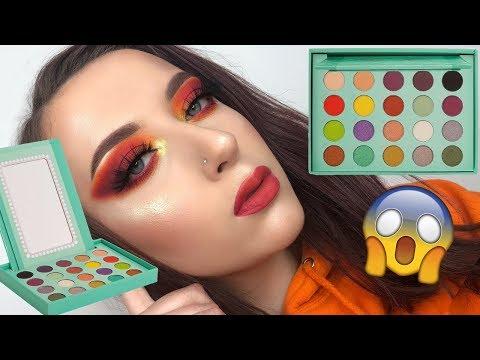 Testing Daisy Marquez X BH Cosmetics Palette! | Alice King