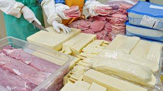 Это потрясающе! Процесс приготовления изумительных корейских блюд из свинины