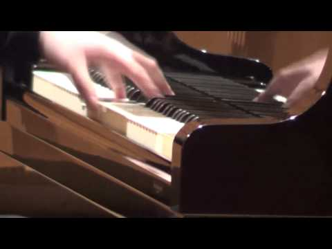 Misha Krivoruchko plays Chopin/Godowsky Etude op.25/12