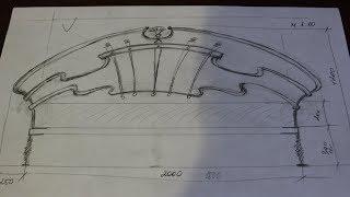Wrought iron bed. Кованая кровать 1ч. Художественная ковка