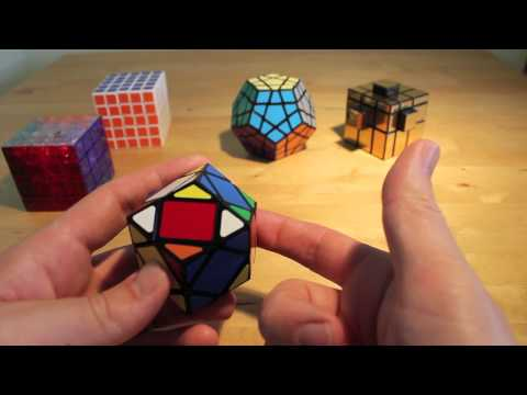 3x3 Dodecahedron. Easy Method! Solve Tutorial.