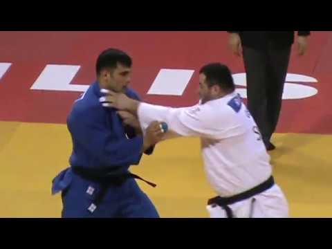 BUGADZE Onise GEO   MAHJOUB Javad IRI + 100 kg