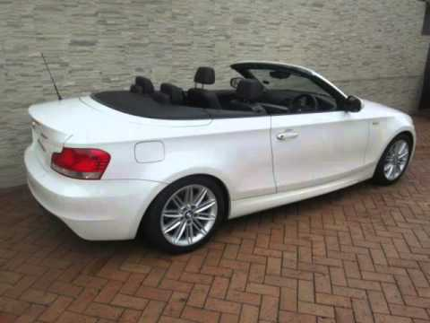 2010 bmw 1 series 120i convertible a t auto for sale on. Black Bedroom Furniture Sets. Home Design Ideas
