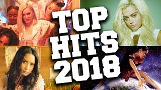 Top 50 Hit Songs 2018