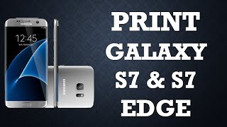 Print Screen no Samsung Galaxy S7   S7 Edge