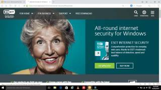 How to setup ESET SMART SECURITY 10 With free activation code