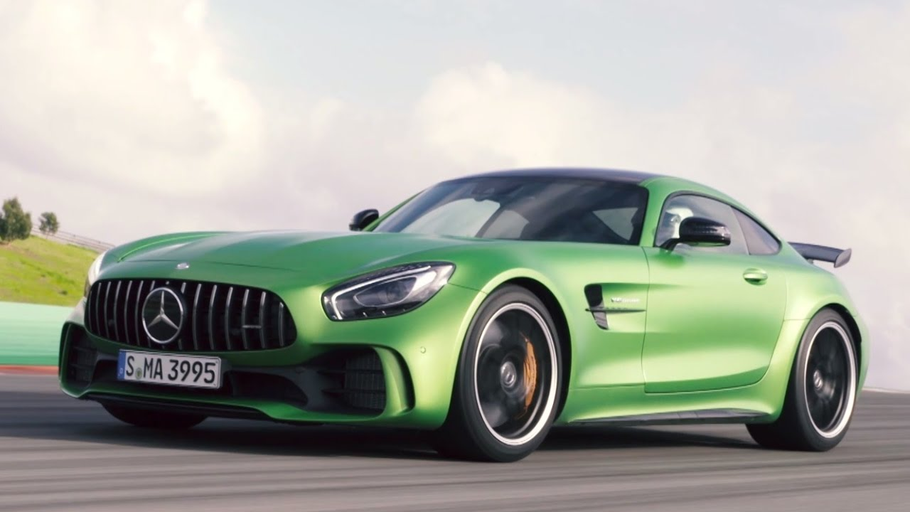 Mercedes Amg Gtr Youtube