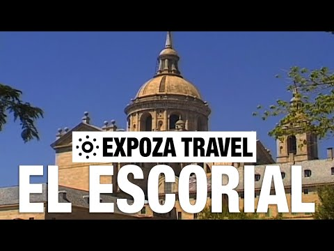 El Escorial (Spain) Vacation Travel Video Guide