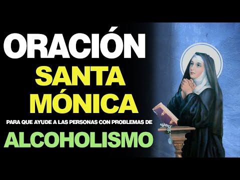 🙏 Oración a Santa Mónica PARA ALCOHÓLICOS – ¡Santa Mónica Ayúdenos! 🙇️