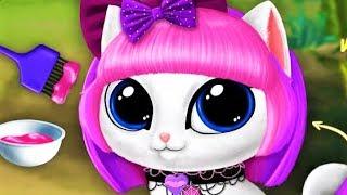 Fun Baby Animal Hair Salon - Play Makeup & Dress Up Jungle Animals - Gameplay Android Video