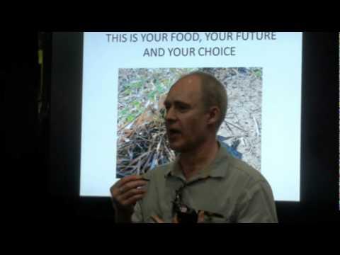 GMO case study: Steve Marsh - Organic farmer versus GM canola Part 2 06/08/11 Organic Expo