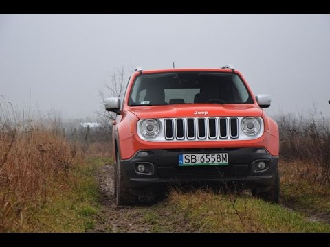 jeep renegade 2015 limited 2 0 multijet awd test pl youtube. Black Bedroom Furniture Sets. Home Design Ideas