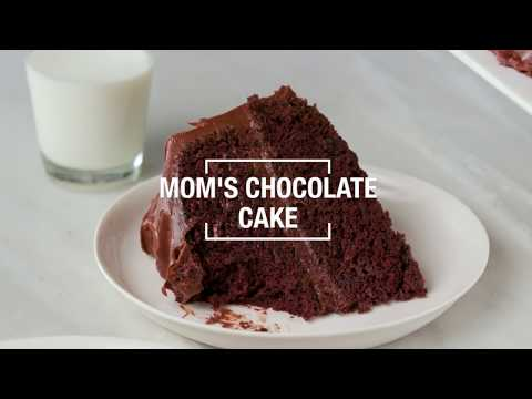 Mom's Chocolate Cake | 40 Best-Ever Recipes | Food & Wine
