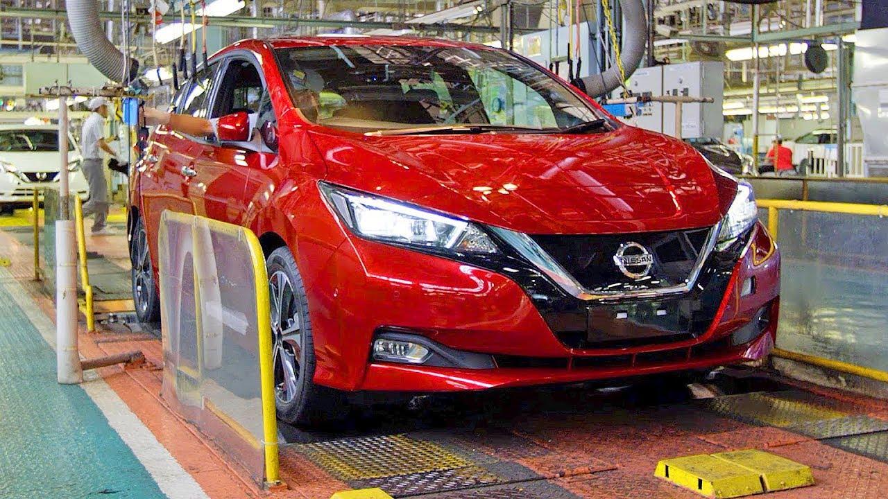 Nissan Factory - Dauer: 6 Minuten, 3 Sekunden