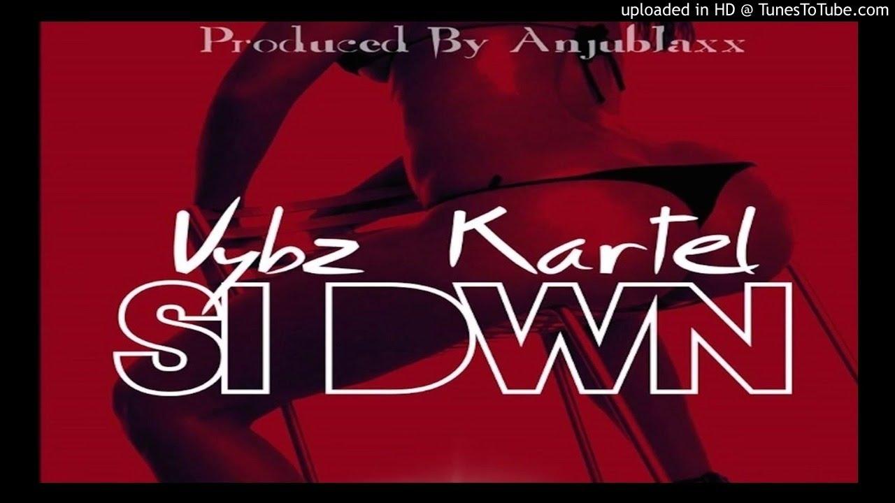 Download Vybz Kartel - Sit Down (Si Dwn)