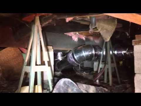 Schematic Diagram Of Electrical Wiring 2004 Saturn Ion Redline Ductwork Install - Youtube