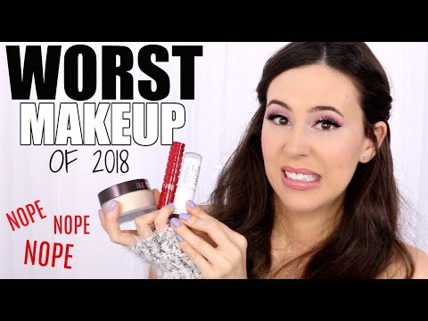 worst-makeup-products-of-2018-||-unpopular-opinions...
