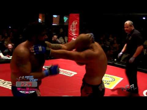 WCFL 5 - Mark Mendez vs Dominick Tomanelli