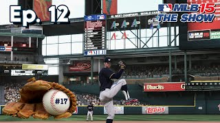MLB 15 The Show (PS4) Road To The Show SP Ep. 12 | Major News
