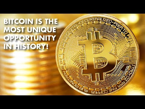 Bitcoin Is The Most Unique Opportunity In History! - Stephen Kendal Interview