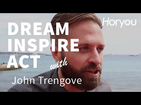 John Trengove @ Cannes 2014 - Dream Inspire Act by Horyou
