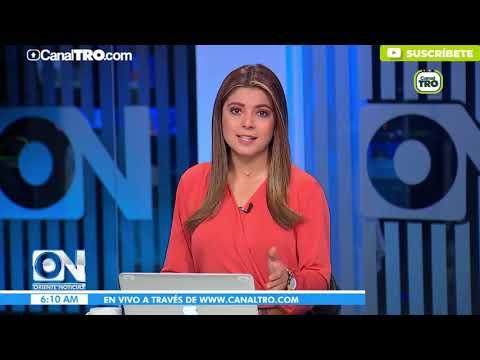 Oriente Noticias primera emisión 05 de agosto